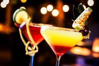 Banquetes sempre são regados a drinques caríssimos. Imagem: arquivos Webnode.
