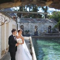 Esküvő kastélyban