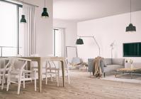 Al decorar una oficina en casa no debes olvidar hacer un rincón agradable con algunos elementos decorativos.