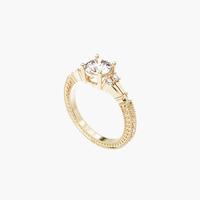 Prsten ze zlata