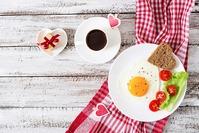 O ovo é um alimento leve e saudável.