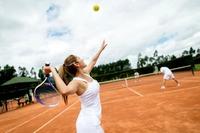 Tennis, Parkinson, lezioni, istruttore, Alzheimer, sport