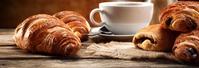 Aktivita vody a pečivo typu croissant