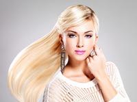 Melírování vlasů, regenerace MORPHOSIS, střih vlasů