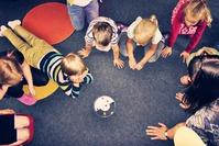 O lúdico na Educação Infantil é responsável pela base inicial de formação da criança. Foto: arquivos Webnode.