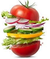 domáca, voňavá, chutná zelenina