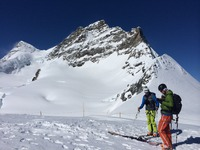 Skimountaineering......we can provide you with experienced guides for your ski treks
